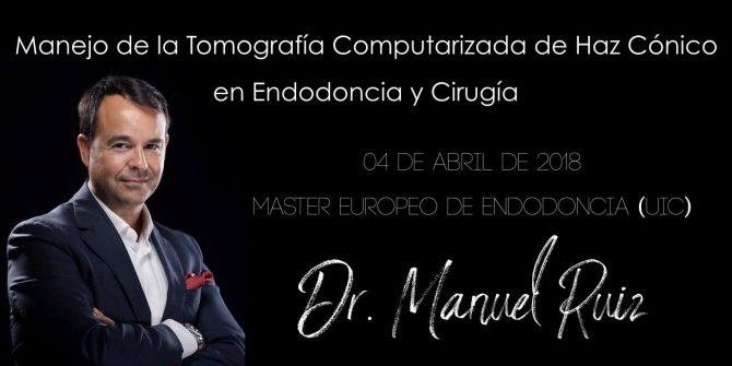 Master Europeo de Endodoncia (UIC)
